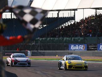Team Redline Racing Score Crucial Porsche Carrera Cup GB Win At Silverstone