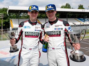 Redline Racing Sign Amigos Pair Gamble And Perez For 2019 Porsche Carrera Cup GB