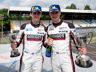 Redline Racing Sign Amigos Pair Gamble And Perez For 2019 Porsche Carrera Cup GB