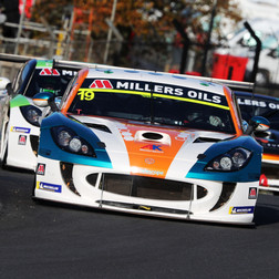 Carl Garnett Crowned Class Vice-Champion After Perfect Brands Hatch Finale