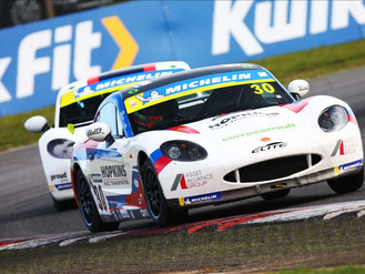 Will Jenkins Scores Valuable Points Haul At Snetterton
