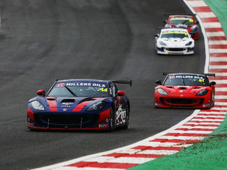 Fin Green Caps Off Maiden Ginetta GT4 SuperCup Campaign With Double Points Finish