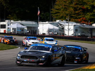 Sebastian Priaulx Battles To Top Five Finish At Mid-Ohio