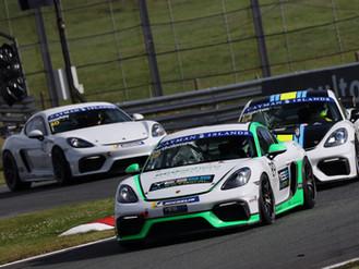 Team Redline Racing Deliver More Porsche Sprint Challenge GB Podiums At Oulton Park