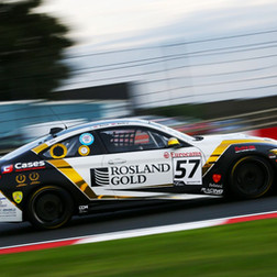 Will Burns Caps Off Special British GT Season With Finale Podium