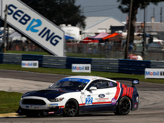 Sebastian Priaulx Takes Top Six Finish From Sebring Season Finale