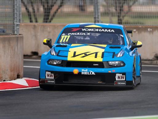 Andy Priaulx Heads To Slovakia For FIA WTCR