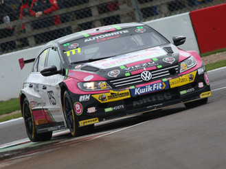 Michael Crees Shows More BTCC Promise At Donington Park