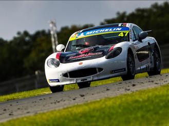 Breakell Racing Battle For Ginetta Silverware At Donington Park