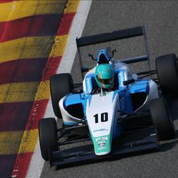 Douglas Motorsport Denied BRDC British F3 Podium Finish At Spa
