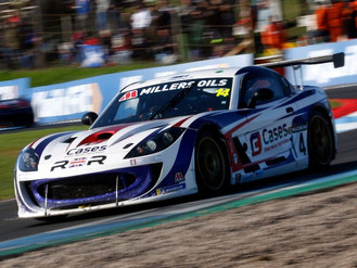 Knockhill Win Strengthens Will Burns' GT4 SuperCup Title Bid