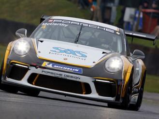 Jack McCarthy Nets Superb Double Podium On Porsche Carrera Cup GB Debut