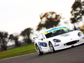 Rowan Vincent Picks Up Ginetta Points At Snetterton