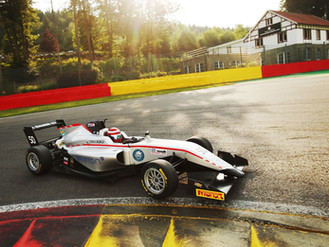Maiden BRDC British F3 Pole Positions For Bart Horsten At Spa
