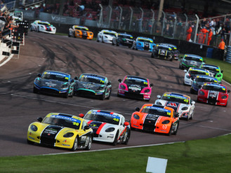 Will Jenkins Produces Standout Performances In Thruxton Thrillers