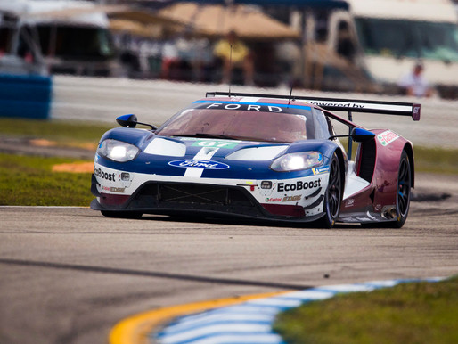 Andy Priaulx Heads To Belgium For Penultimate Race Of FIA WEC Super Season