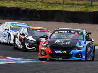 Tom Oliphant Grinds Out Trio Of Points Finishes At Knockhill