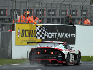Crees On Top Again With Sensational Donington Park Victory