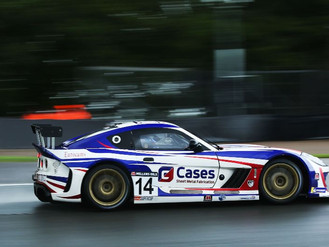 Will Burns Continues Strong Start With Oulton Park Podium