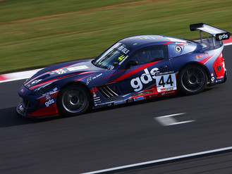 Fin Green Endures Luckless Ginetta GT4 SuperCup Weekend At Donington Park