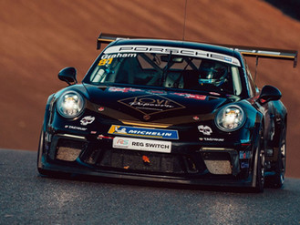 Redline Racing Secure 2020 Porsche Carrera Cup GB Rookie Title