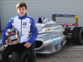 McKenzy Cresswell Prepares For British F4 Debut