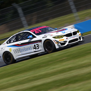 Gordon-Colebrooke Powers Through Challenging Weekend At Donington Park