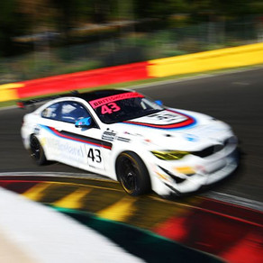 Gordon-Colebrooke Shows His Speed During Difficult Trip To Spa