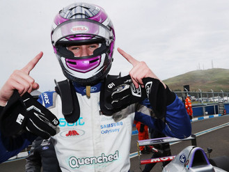 McKenzy Cresswell Scores Second Win Of The Season At Knockhill