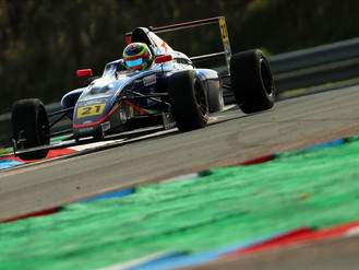 Christian Mansell Maintains British F4 Rookie Cup Lead After Thruxton Thrill Ride