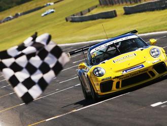 Team Redline Racing Storm To Double Victory In Porsche Carrera Cup GB Opener
