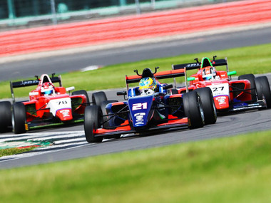Strong Qualifying And Tough Races For Christian Mansell At Silverstone