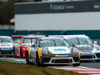 Jack McCarthy Shines At Donington Park With Breakthrough Pro Am Victories