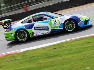 Team Redline Racing Secure Great Porsche Carrera Cup GB Podium Haul At Brands Hatch