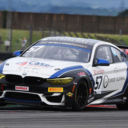 Will Burns Charges Through To Incredible Second British GT Victory