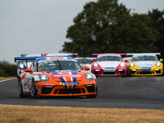 Redline Racing Wins At Snetterton As Zamparelli Takes Championship Lead