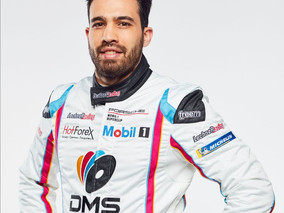 Redline Racing Sign Reigning Champion Tio Ellinas For Remainder Of 2019