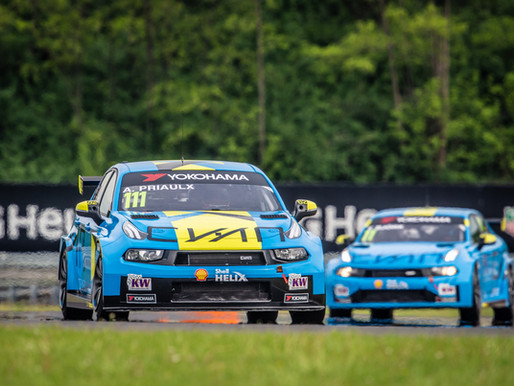 Andy Priaulx Has A Tough Weekend In WTCR Race Of Hungary