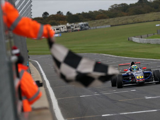Christian Mansell Edges Closer To British F4 Rookie Cup Crown