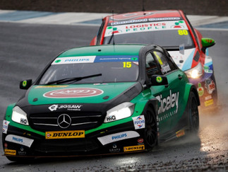 Oliphant Enjoys Scottish Success With Best BTCC Results