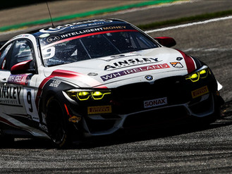 Andrew Gordon-Colebrooke Shows His Fight In Spa Spectacle