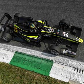 Christian Mansell Seals maiden Euroformula Open Podium At Monza