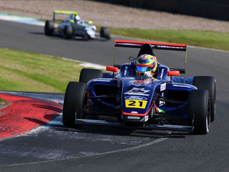 Christian Mansell Enjoys Further British F4 Rookie Cup Success At Knockhill