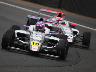McKenzy Cresswell Builds Rookie Cup Lead With Brands Hatch Success