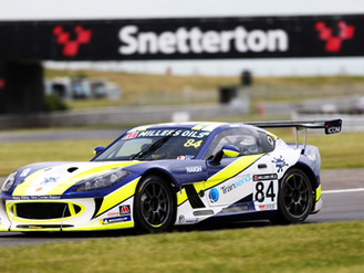 Blake Angliss Stars On GT4 SuperCup Debut With Snetterton Top Five