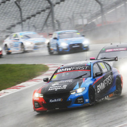Tom Oliphant Signs Off Best BTCC Season To Date At Brands Hatch
