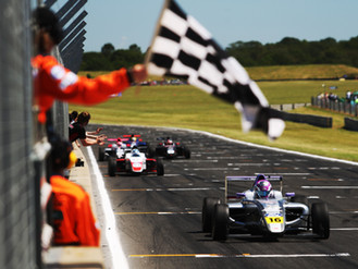 Double British F4 Podium Glory For McKenzy Cresswell At Snetterton