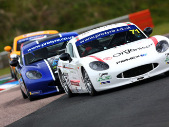 Breakell Racing Impress On Ginetta Debut