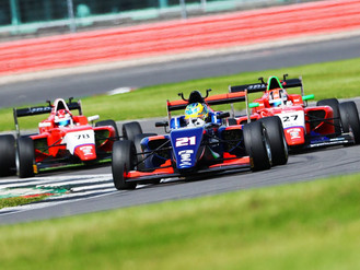 Strong Qualifying And Tough Races For Battling Christian Mansell At Silverstone