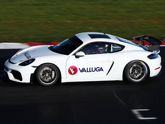 Valluga Racing Enter 2020 Porsche Sprint Challenge GB